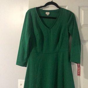 Green Merona Dress NWT size small